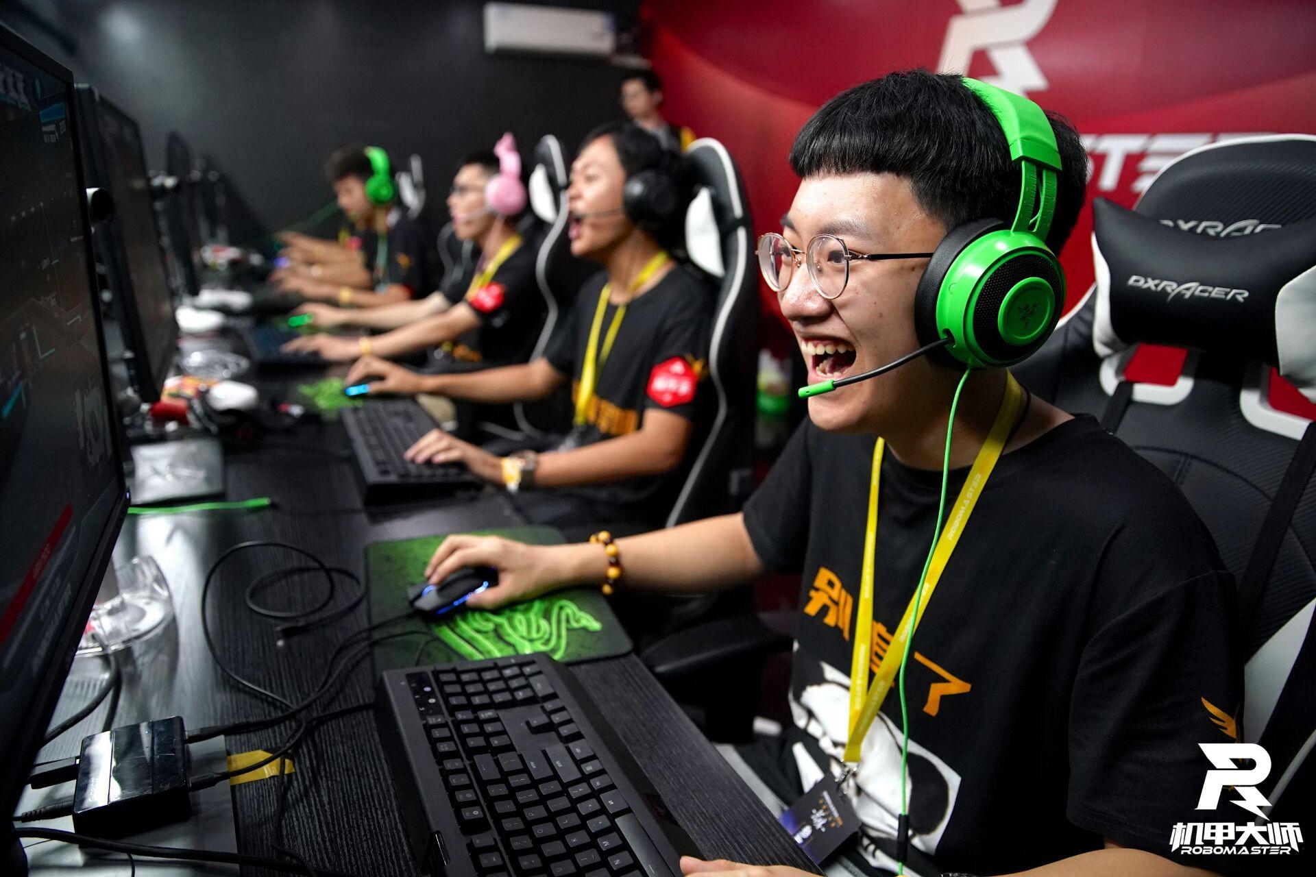 中国石油大学(华东)RPS战队操作手比赛,活动赞助,高校活动,校园活动